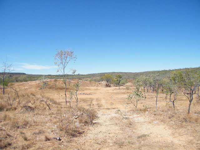 Routh Quarry Site, Georgetown Queensland