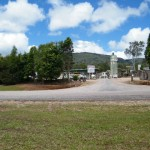 View of Wongabel Quarry from the road, Atherton Queensland