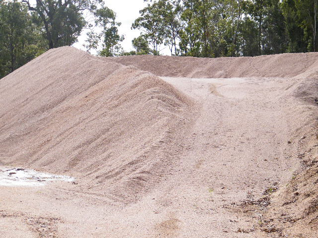 7mm Aggregate Stockpile