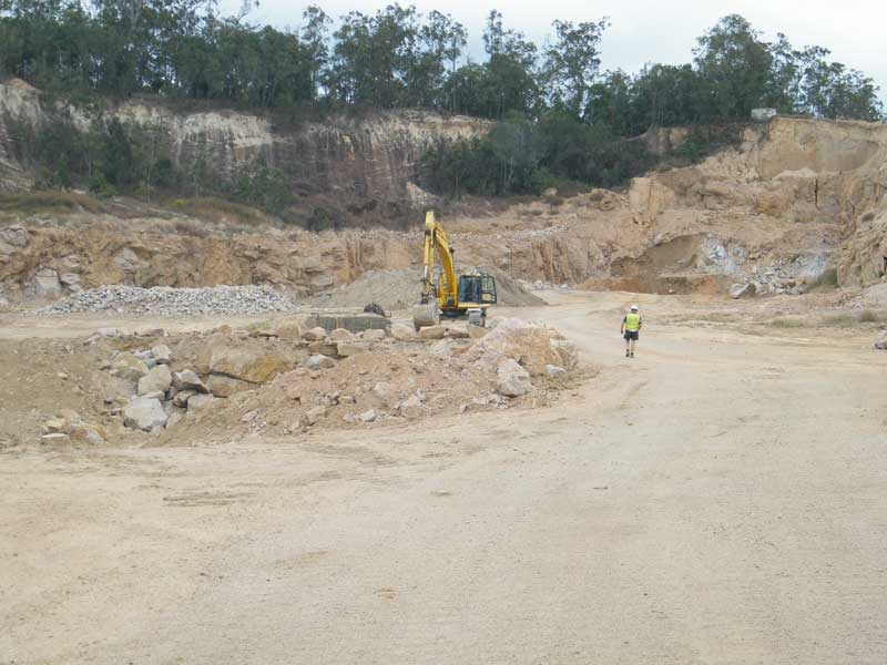 Wongabel Quarry site